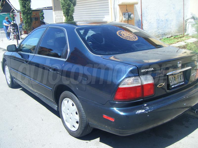 venta auto seminuevo Honda Accord EX 2.4L (1996) color Verde ...