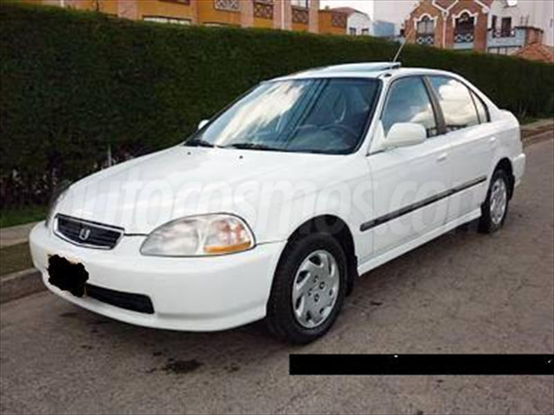 Vendo Honda Civic 97 Sedan Peru - Fotos de coches - Zcoches