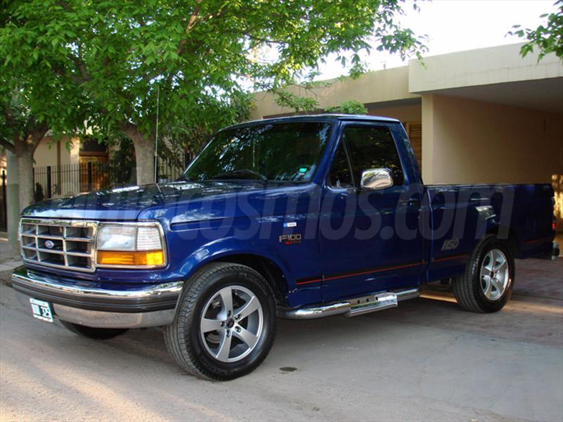 Camioneta Ford 100 Autos Y Camionetas Ford F 100 Autos