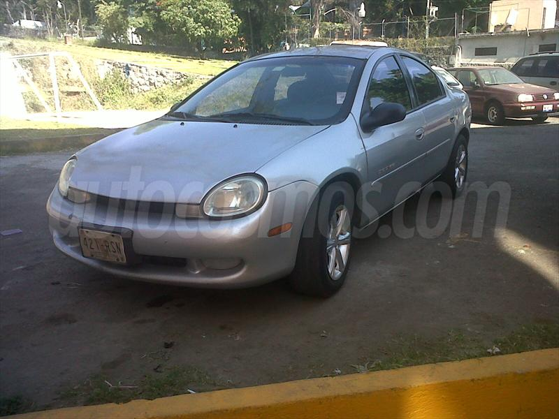 venta auto seminuevo Dodge Neon 2.0L SE (2000) color Gris Plata precio ...