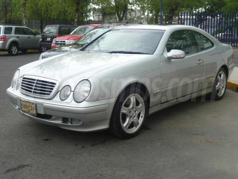 Mercedes benz clase clk usados y seminuevos en m xico for 2001 mercedes benz clk320
