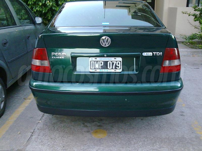 Voiture Polo Classique - Fotos de coches - Zcoches