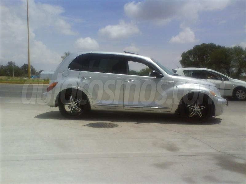 venta auto seminuevo Chrysler PT Cruiser Turbo Aut Piel (2003) color ...