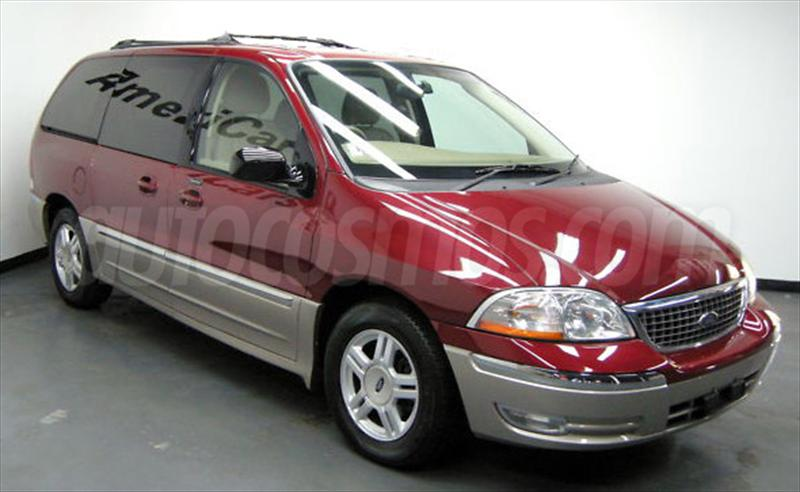 Ford windstar limited 2003 car tuning