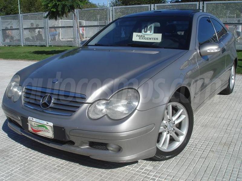 venta auto usado Mercedes Benz Clase C C200 K Sportcoupe (2004 ...