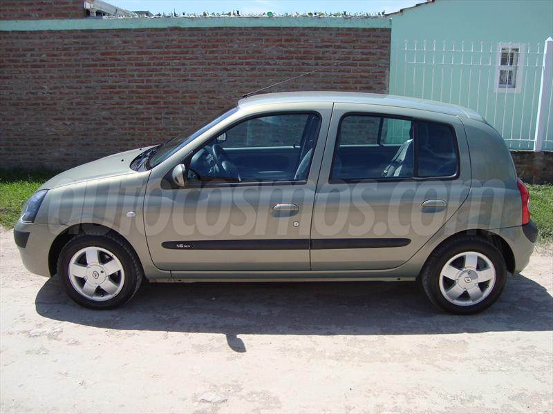 2005 renault clio iii 1 6 related infomation specifications weili automotive network. Black Bedroom Furniture Sets. Home Design Ideas