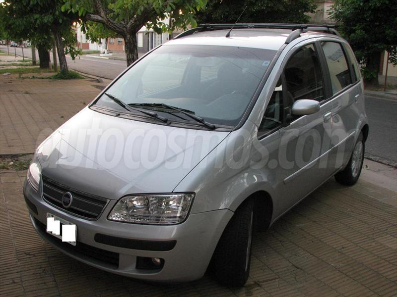 Fiat idea usados en argentina for Fiat idea 1 8 hlx 2006 ficha tecnica