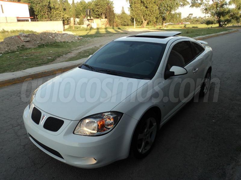 venta auto seminuevo Pontiac G5 Coupe GT Paq G (2008) color Blanco ...