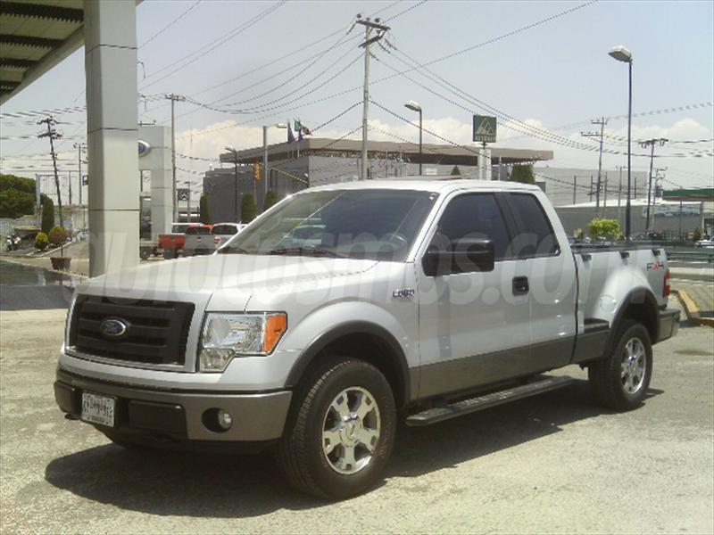 Ford Lobo 2009 Cabina Y Media