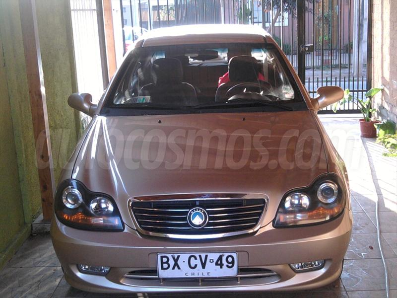 Geely 1.3 2008 Geely ck 1.3 gs 2008 Car Specs