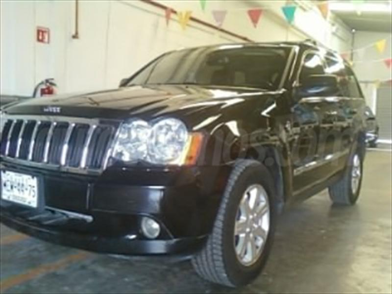 foto Jeep Grand Cherokee Limited Premium 4x4 5.7L V8