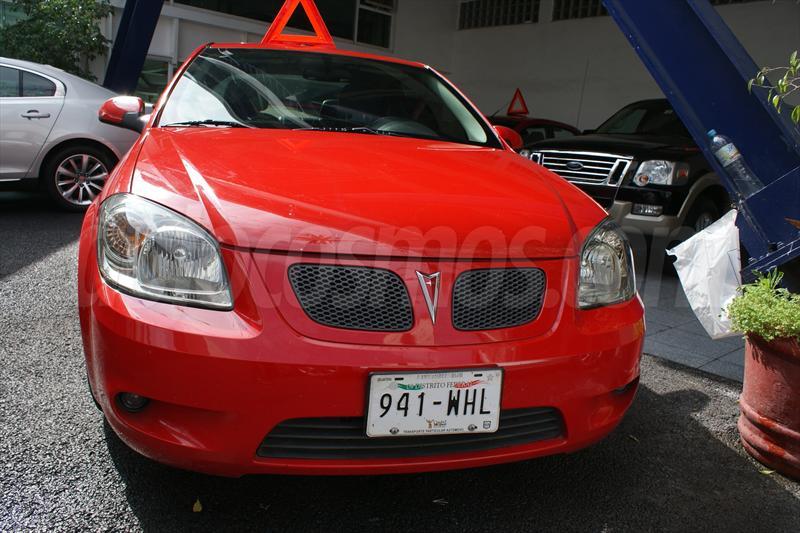venta auto seminuevo Pontiac G5 Coupe GT Paq G (2009) color Rojo ...