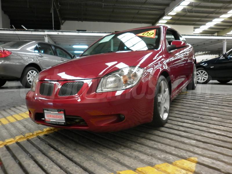 venta auto seminuevo Pontiac G5 Coupe GT Paq H (2009) color Rojo Tinto ...