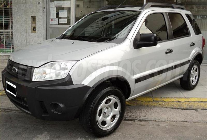 foto Ford EcoSport 1.6L 4x2 XL Plus