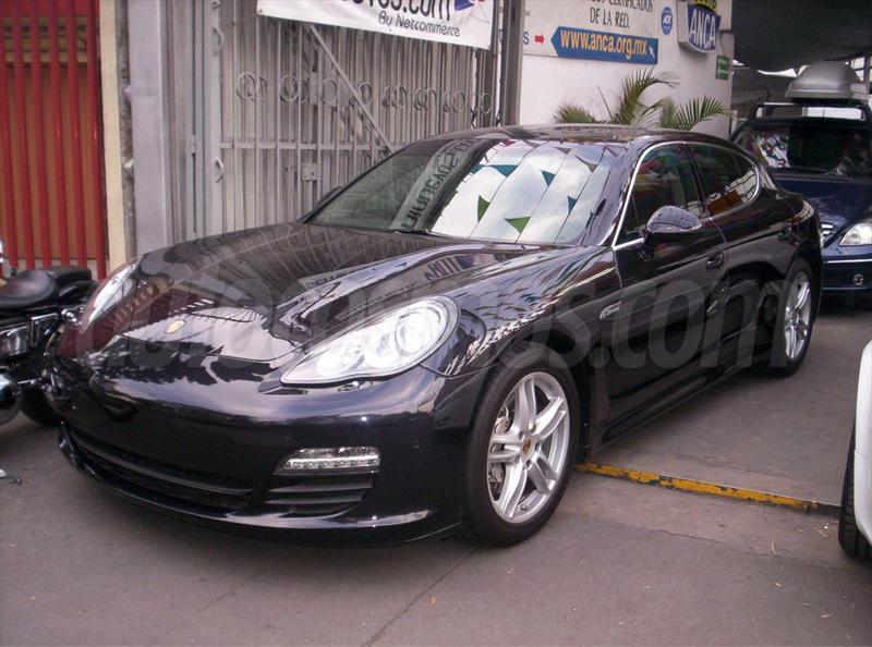 venta auto seminuevo Porsche Panamera S PDK (2010) color Negro precio ...