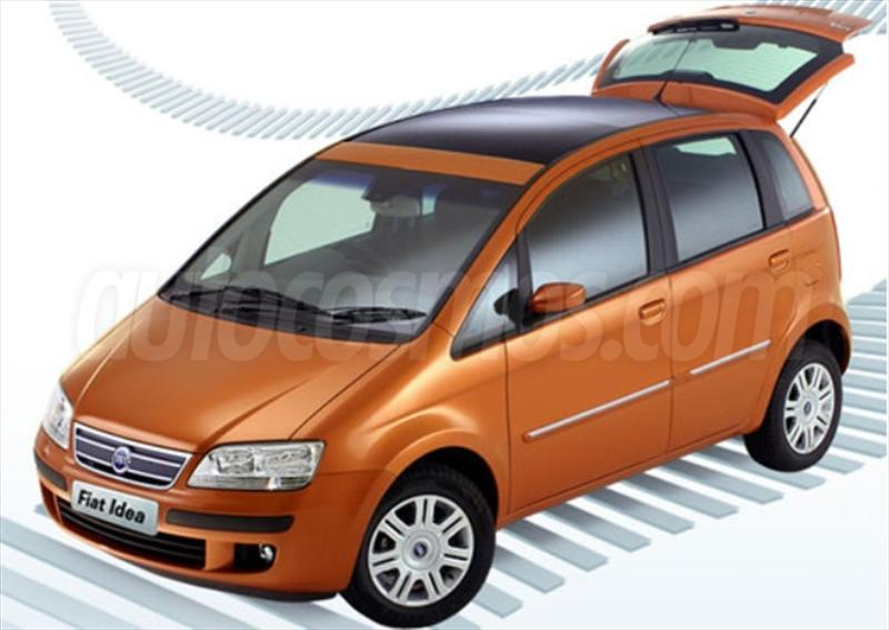 Fiat idea nuevos en argentina for Fiat idea attractive top