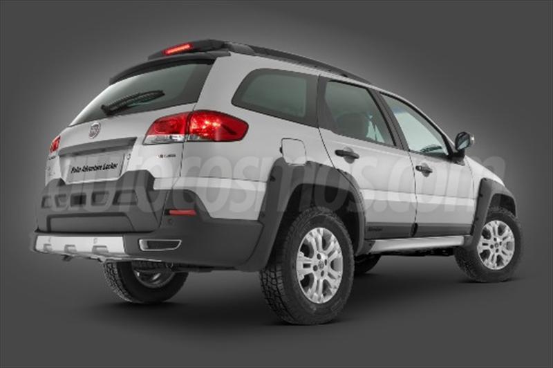 Fiat palio weekend nuevos en argentina for Fiat palio adventure locker 2011 precio