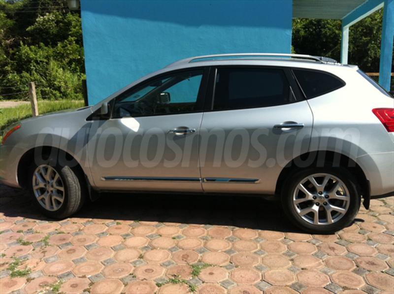 venta auto usado nissan rogue sl cvt 4wd 2008 color autos post. Black Bedroom Furniture Sets. Home Design Ideas