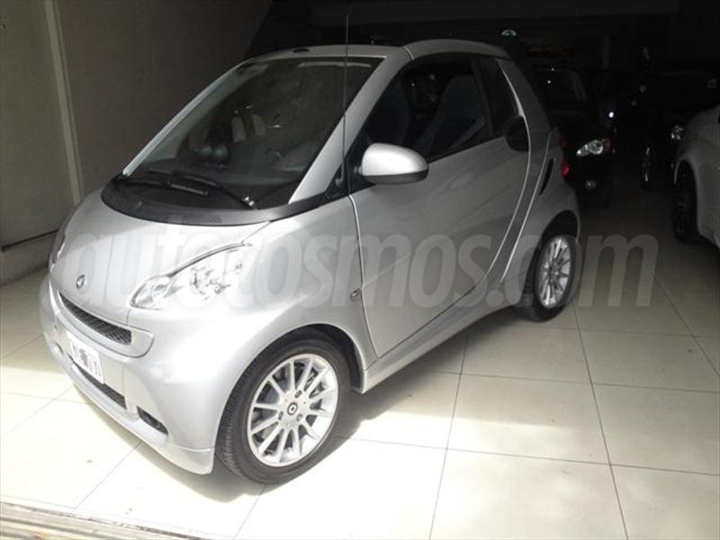venta auto usado smart Fortwo Coupe Passion (2011) color Gris ...