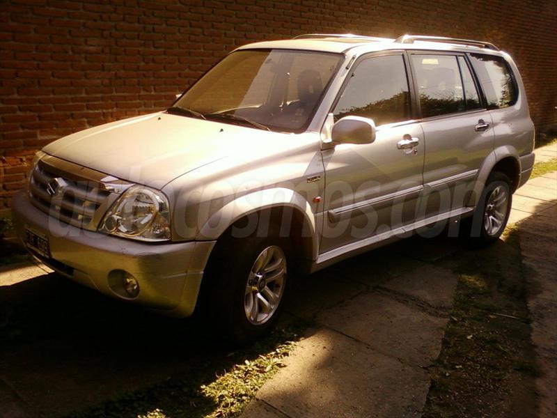 venta auto usado Suzuki Grand Vitara XL7 (2007) color Gris Plata ...
