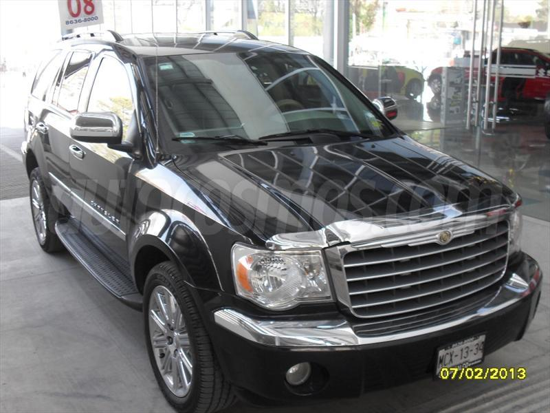 2008 Chrysler Aspen 4.7 limited
