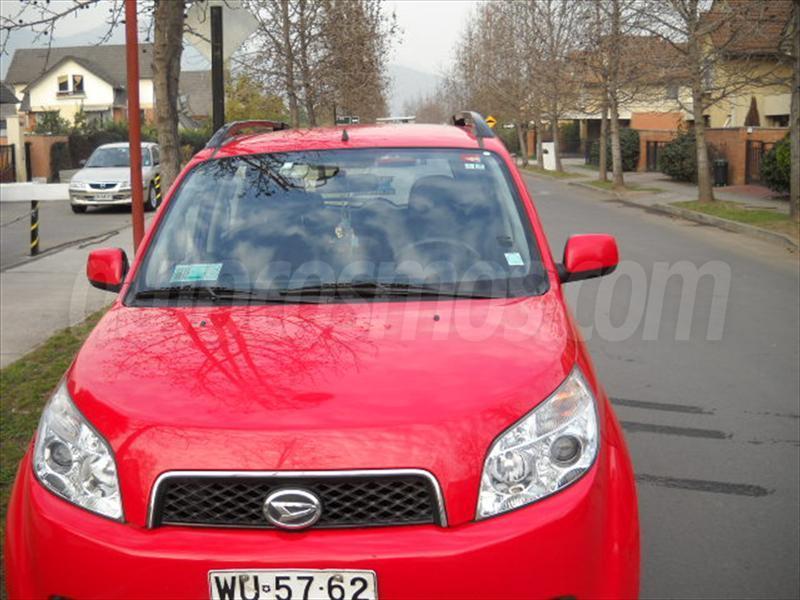 venta auto usado Daihatsu Terios Wild 1.5 4X2 Std (2007) color ...