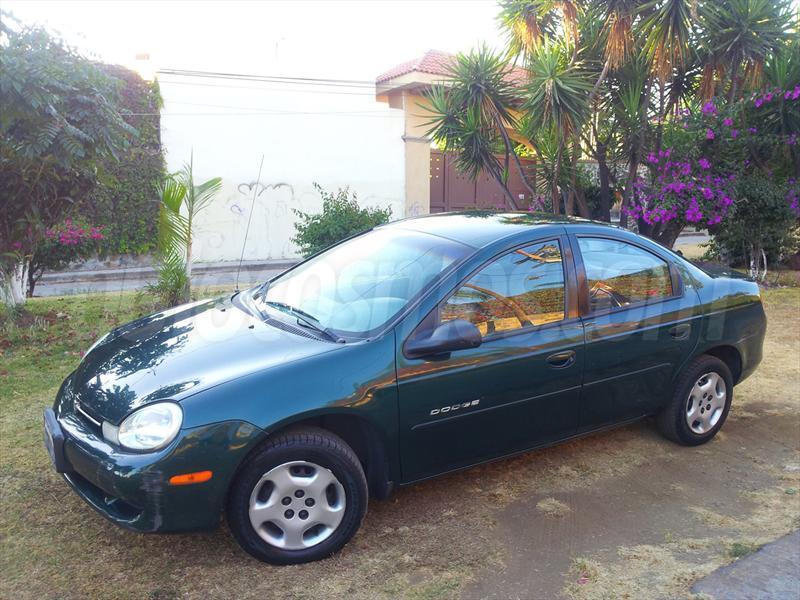venta auto seminuevo Dodge Neon 2.0L SE (2000) color Verde precio $ ...