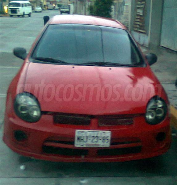 venta auto seminuevo Dodge Neon 2.0L SE (2000) color Rojo precio $ ...