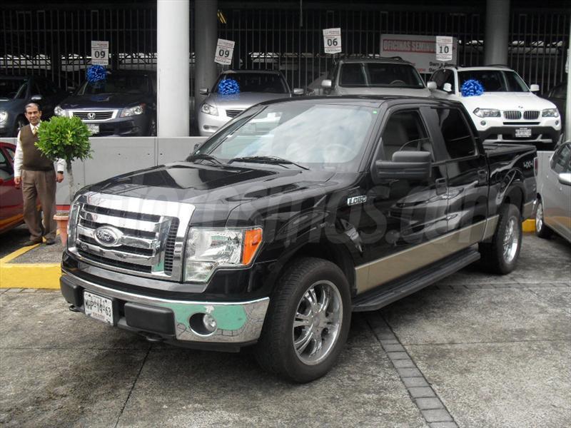 Ford Lobo 2009 Doble Cabina