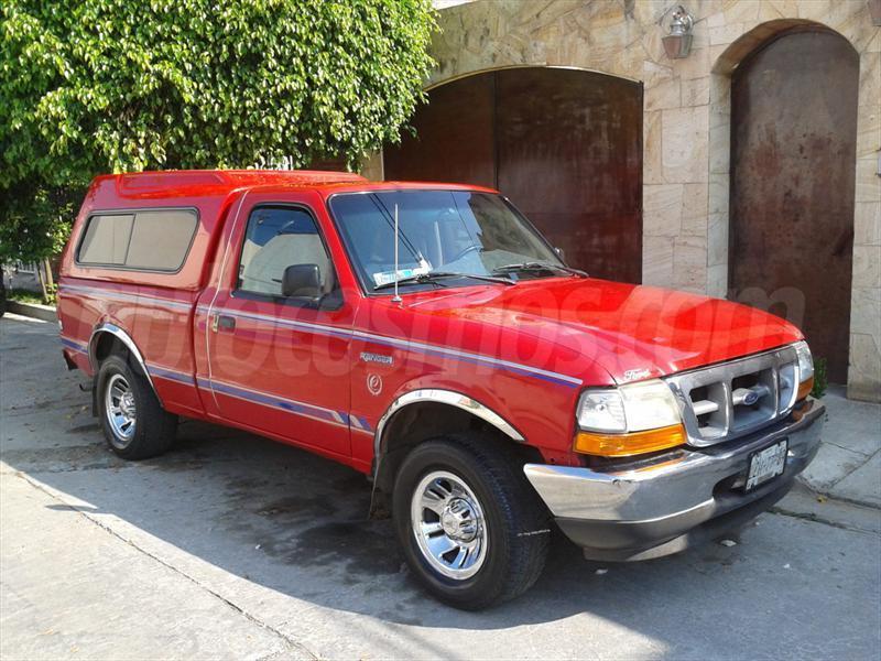 venta auto usado Ford Ranger XLT Cabina Regular LWB (1999) color ...