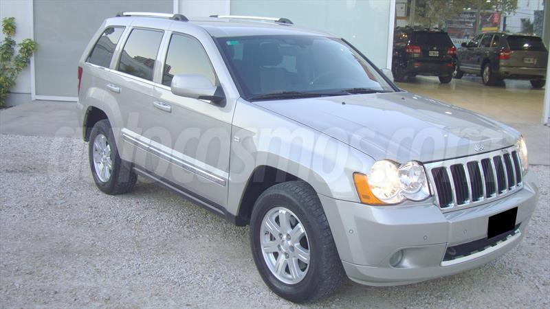 Jeep Grand Cherokee Limited 4.7 V8 2009