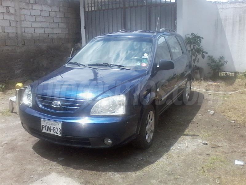 Kia Carens Version Sin Siglas L4,1.8i,16v A 2 1 2006