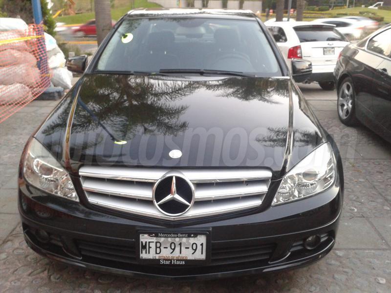 venta auto usado Mercedes Benz Clase C 200 Kompressor Classic Aut ...