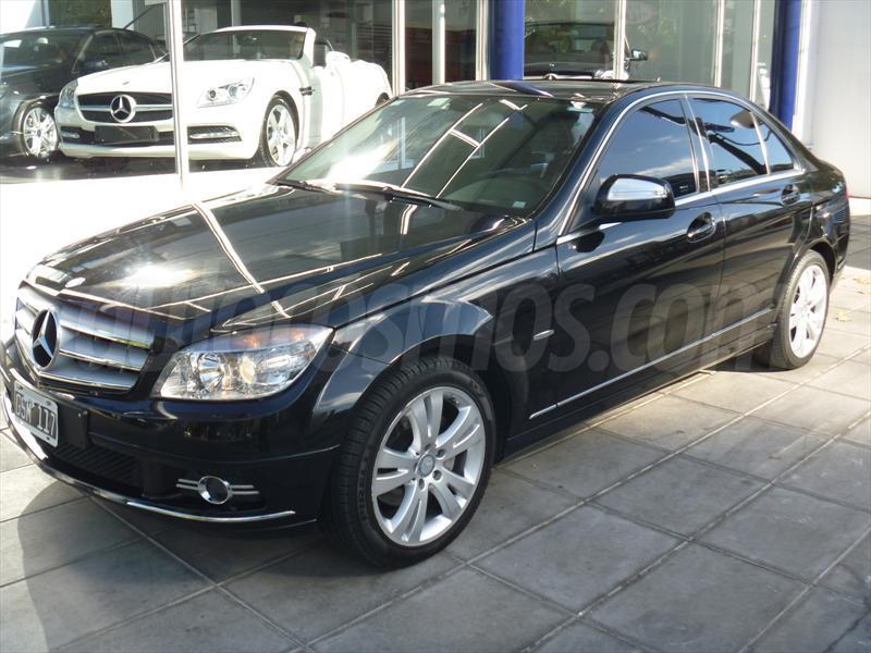 venta auto usado Mercedes Benz Clase C C200 K Avantgarde (2007 ...