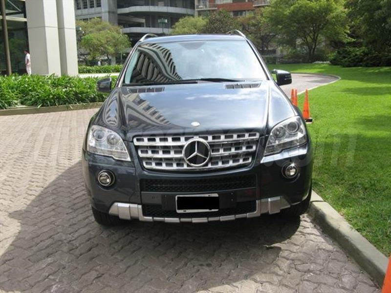 Mercedes Benz ML 350 Sport 2011