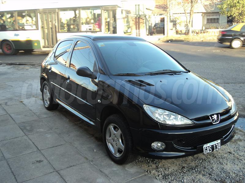 peugeot 206 xs 1 6 2007 car specs and details. Black Bedroom Furniture Sets. Home Design Ideas