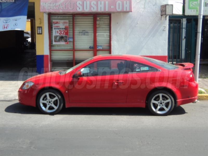 venta auto seminuevo Pontiac G5 Coupe GT Paq H (2009) color Rojo ...