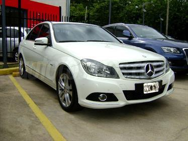 foto Mercedes Benz Clase C C200 CGI Blue Efficiency 1.8L
