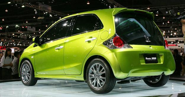 Honda Brio Respuesta Al Chevrolet Spark Gt Autocosmos Com