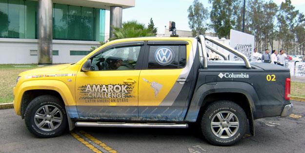 Logo İstek - Amarok Challenge