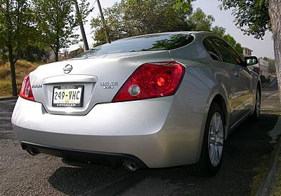 Nissan Altima Coup 233 2008 A Prueba Autocosmos Com