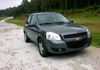 Nuevo Chevy 2009 Gm Link A Prueba Autocosmos Com