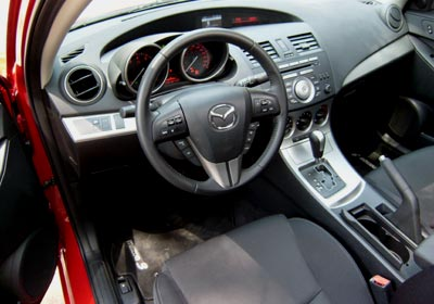 Mazda 3 S 2010 A Prueba