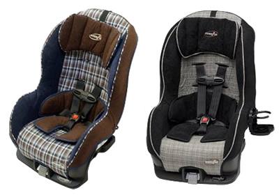 Las sillas de auto para beb s y ni os for Sillas para autos para ninos 4 anos