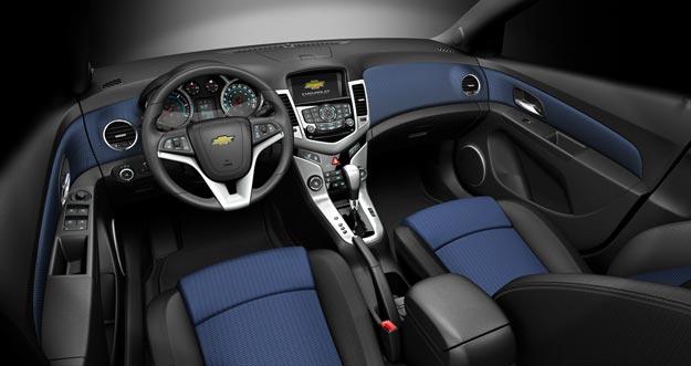 Chevrolet Cruze 2010 un nuevo producto para México - Autocosmos.com