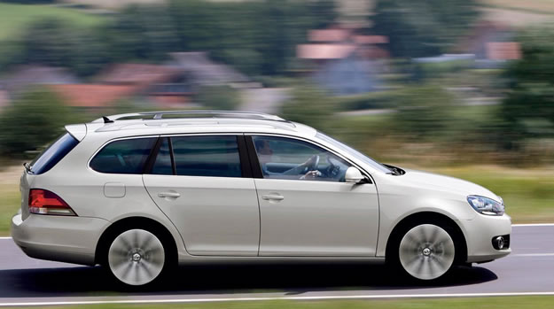Guayin Volkswagen Golf Sportwagen 2010 - Autocosmos.com