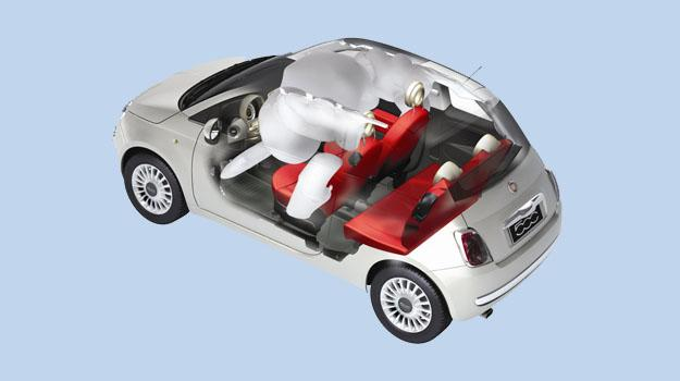 FIAT 500 obtiene el Top Safety Pick 2011