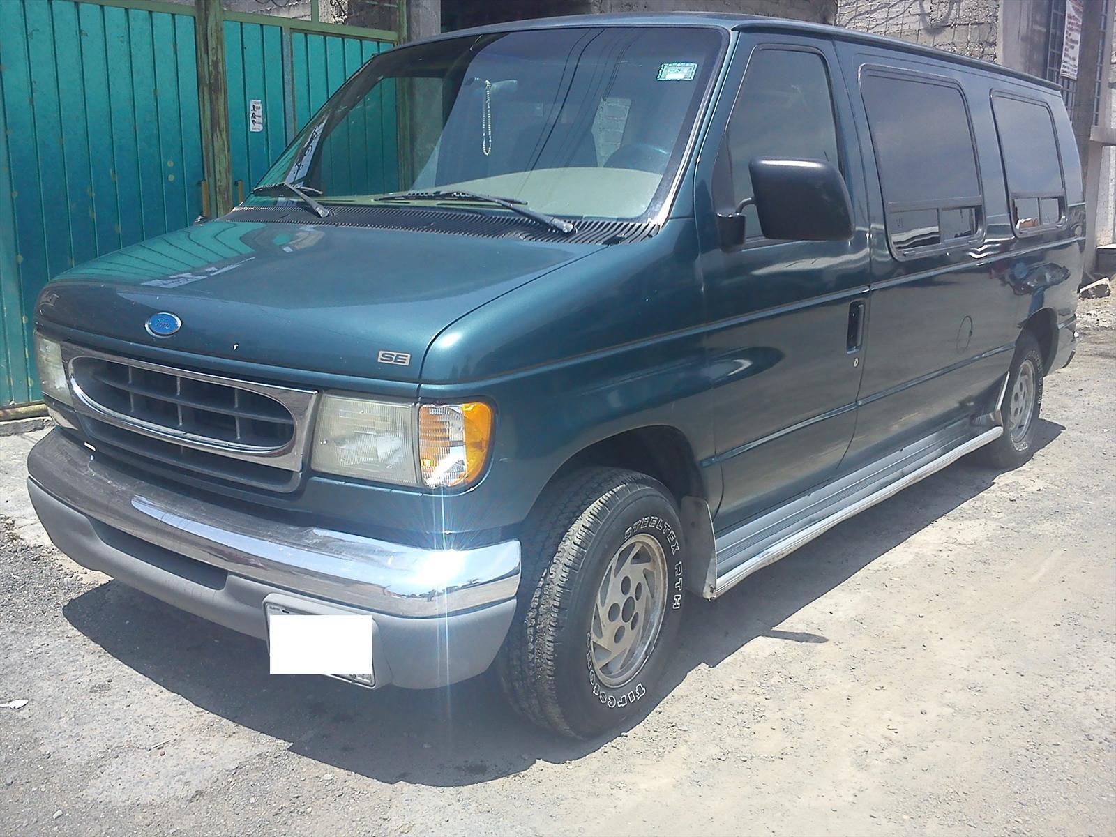 Van Cat D For Sale