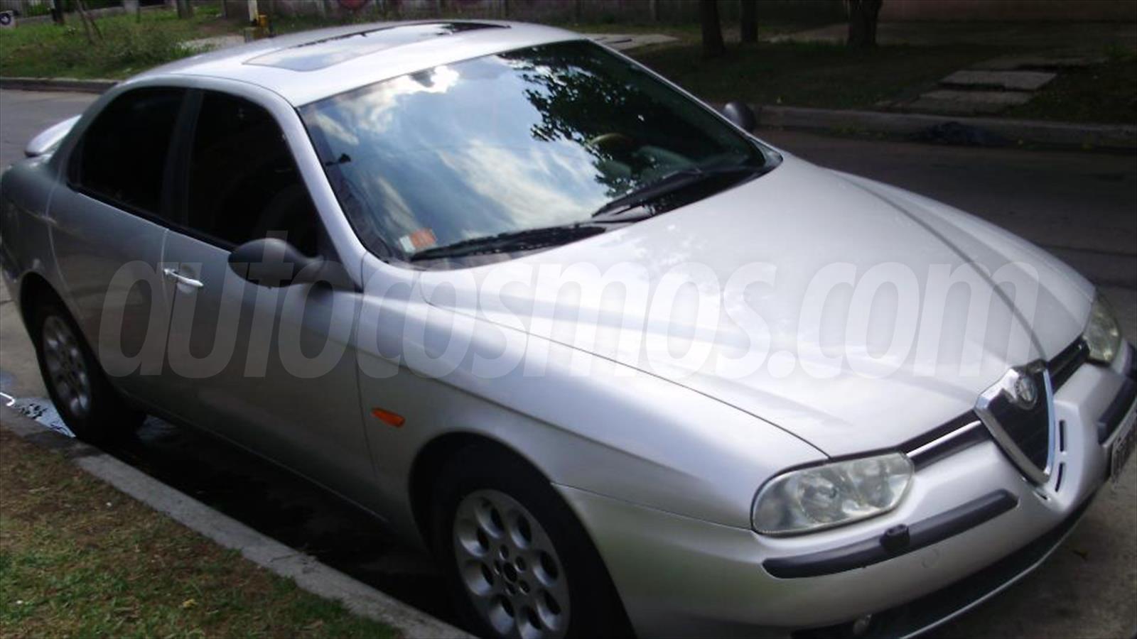 Venta Auto Usado Alfa Romeo 156 2 4 Jtd 2000 Color Gris