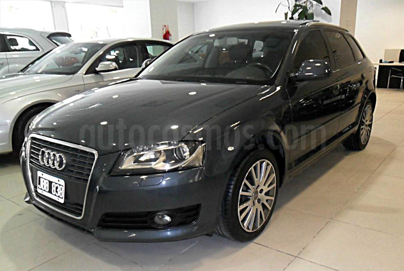 Venta Autos Usado Capital Federal Audi A3 Sportback 2